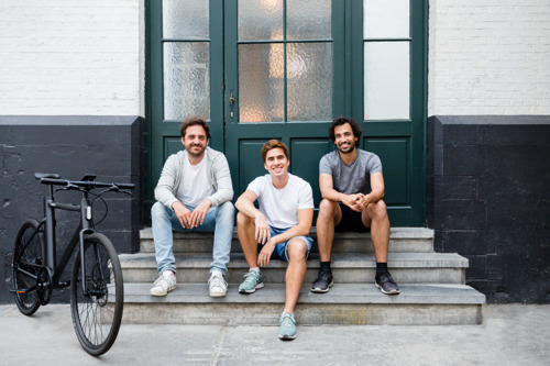Cowboy, the Belgian Electric Bike Start-Up, Raises €10M in Series A Funding