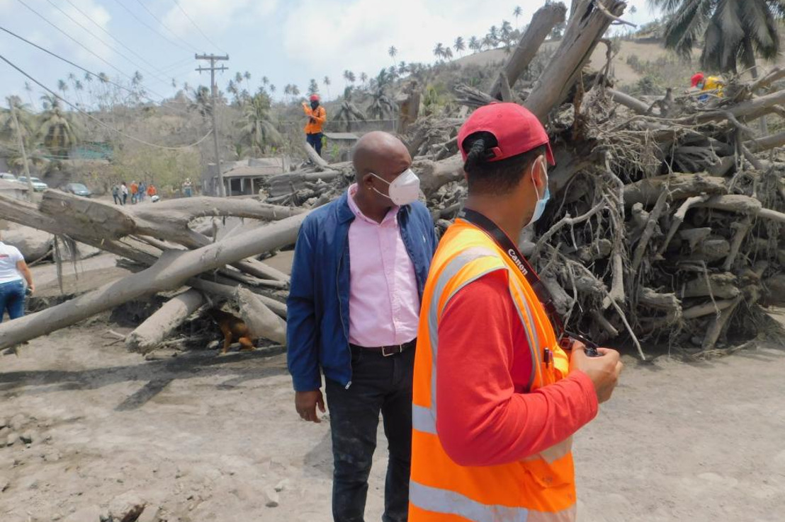 Saint Vincent and the Grenadines Agriculture Minister Issues Food Security Alert