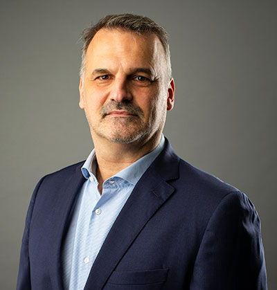 Matt Denton, President, dmg events