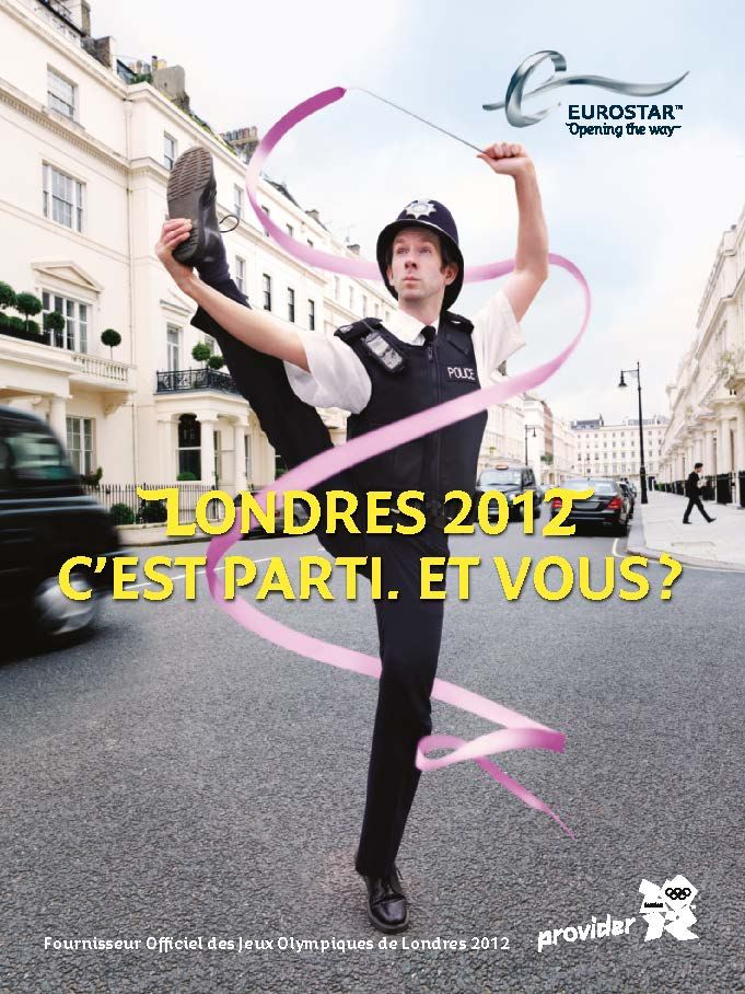 Police - London 2012 - FR