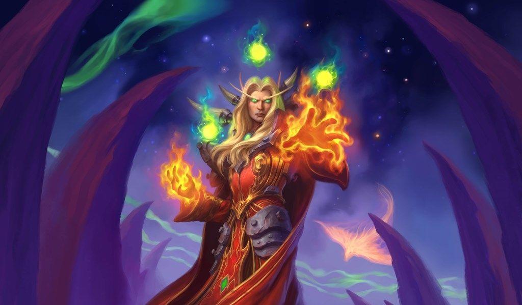 Kael'thas Haut-Soleil, véritable légende des elfes de sang