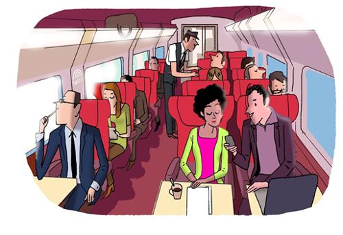 Nouvelle offre Thalys - Ouverture des ventes le 12 septembre 2017