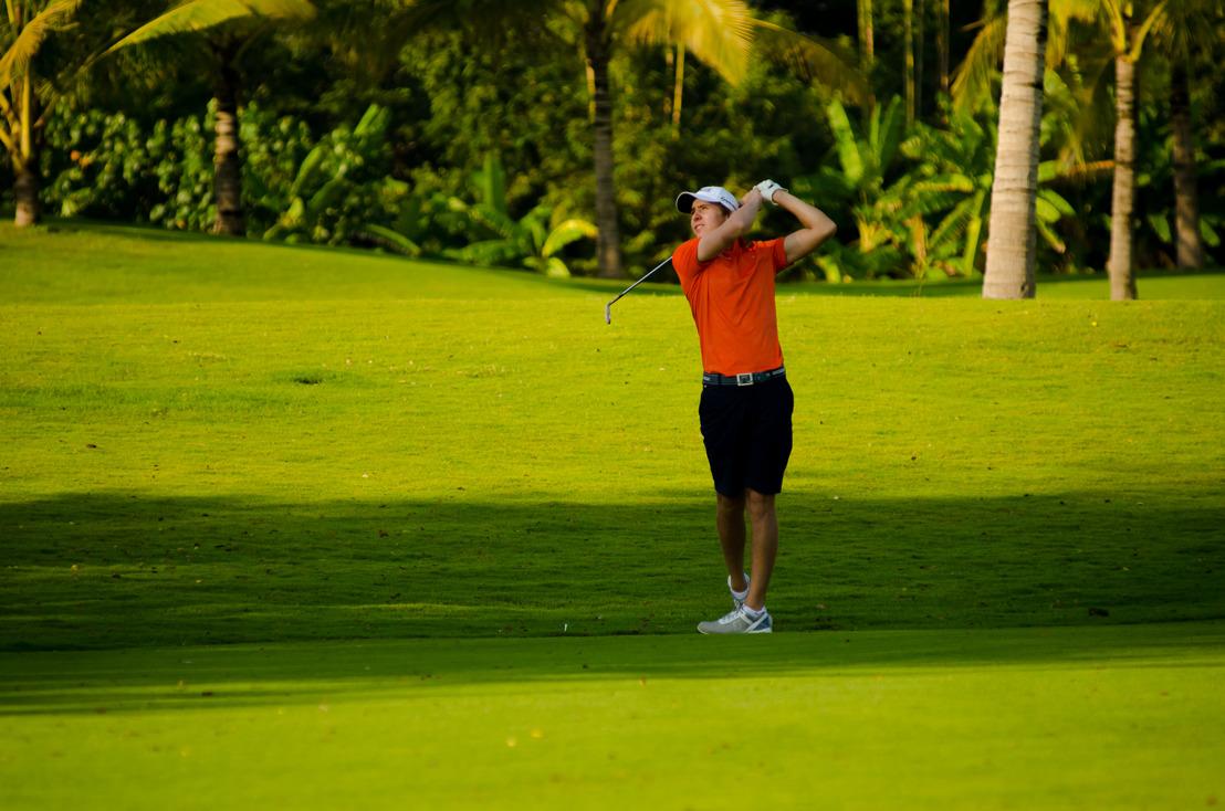 """El mexicano Carlos Ortiz, jugador de la PGA, arrasa con los premios durante el primer torneo de golf """"Vidanta Celebrity Invitational"""""""