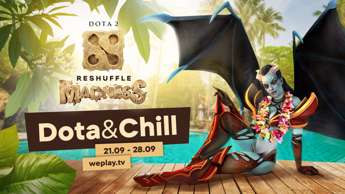 Hot September in Dota 2: WePlay! Reshuffle Madness 2019 kicks off in a week