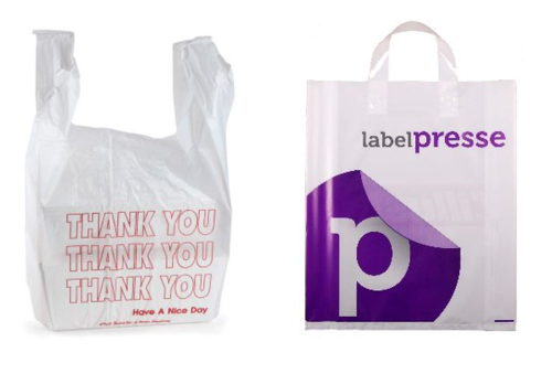 Preview: Study finds plastic carrier bags have the lowest environmental impact