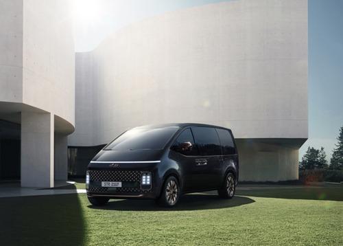 Hyundai stellt den STARIA vor - ein Personen- und Familien-Van für die sichere und polyvalente Mobilität von morgen