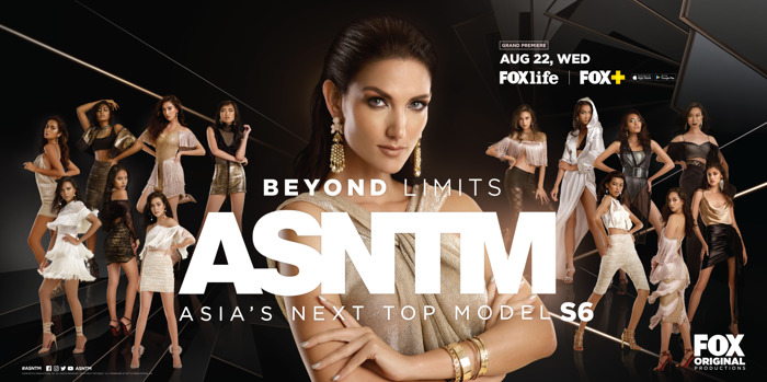 14 contestants selected to compete on Asia's Next Top Model Cycle 6