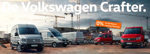 DDB speelt met clichés voor Volkswagen Commercial Vehicles