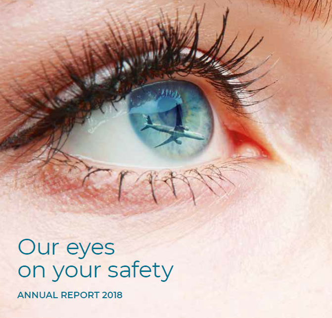 Read skeyes' 2018 digital Annual report