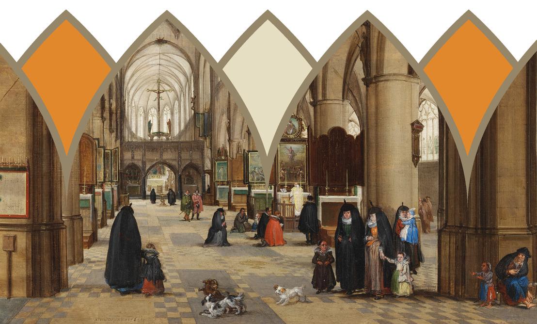 Goddelijke interieurs in Museum Mayer van den Bergh