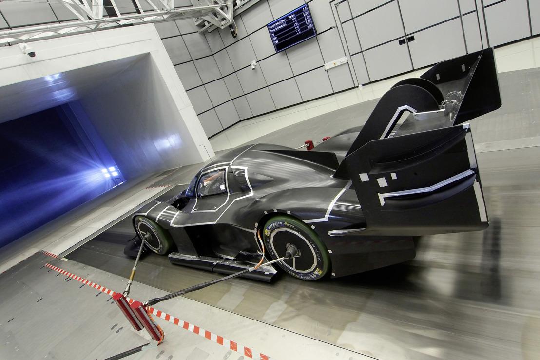Volkswagen Motorsport escribe un nuevo capítulo con el desarrollo aerodinámico del I.D. R Pikes Peak