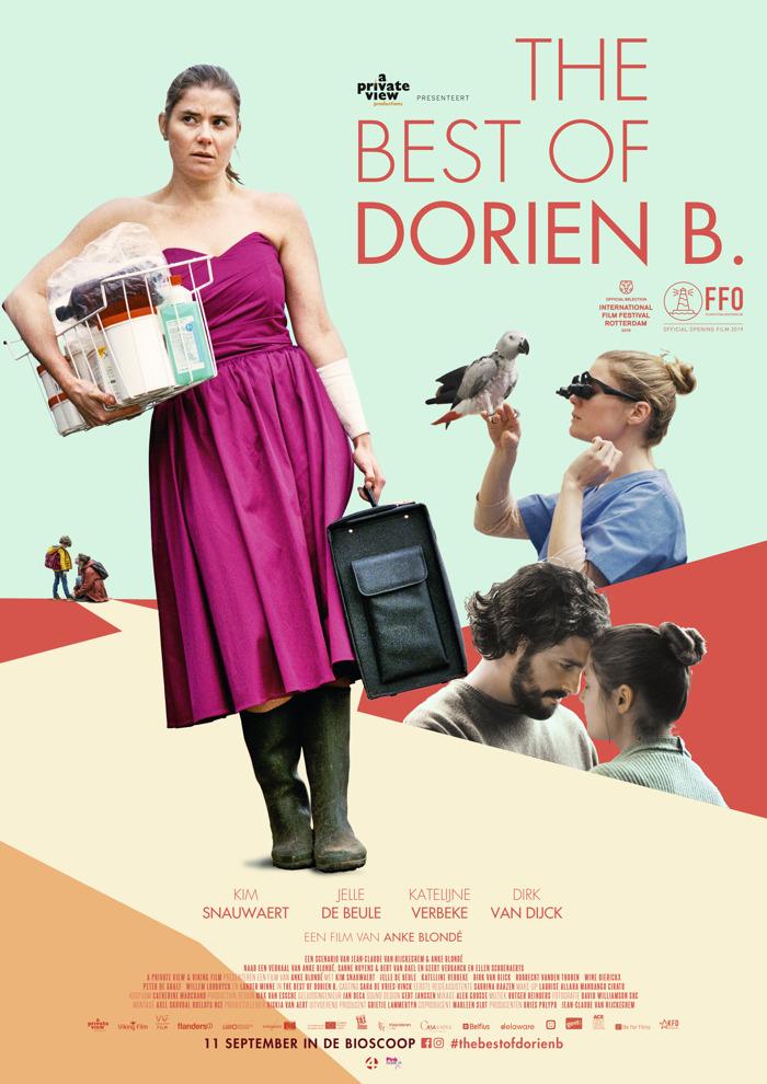 Preview: Un film poignant sur le cancer du sein en ouverture du Festival du film d'Ostende, avec le soutien de Pink Ribbon