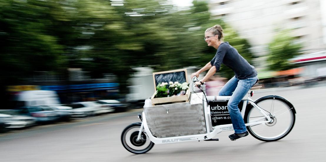 PERSUITNODIGING: Stad Gent en Cycle Valley lanceren uniek project met elektrische bakfietsen voor interne diensten