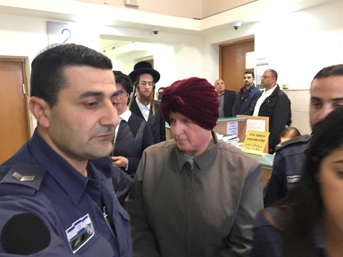 Malka Leifer in custody in Israel