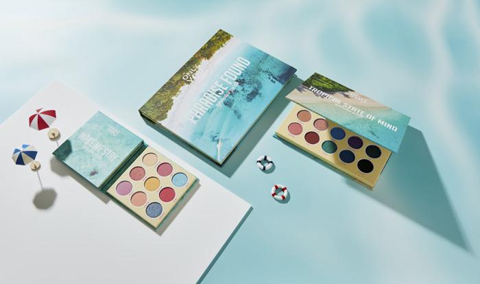 De Paradise Found limited edition collectie: een tropische verrassing