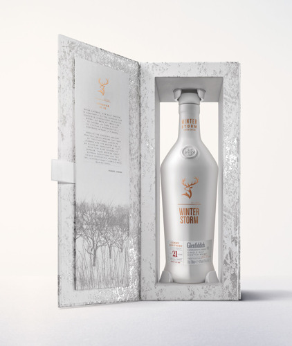 A LAST FORECAST FOR WINTER STORMS AS LIMITED EDITION GLENFIDDICH DRIFTS TO ONTARIO