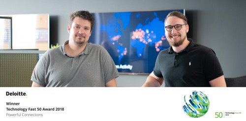 "Kolibri Games ranks number one among Technology Fast 50's ""Rising Stars"" – Germany's fastest growing tech companies"