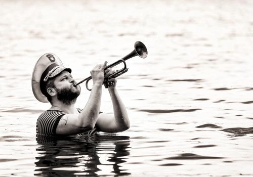 Contrast. Vlaamse popmuzikanten gefotografeerd door Frank Lambrechts