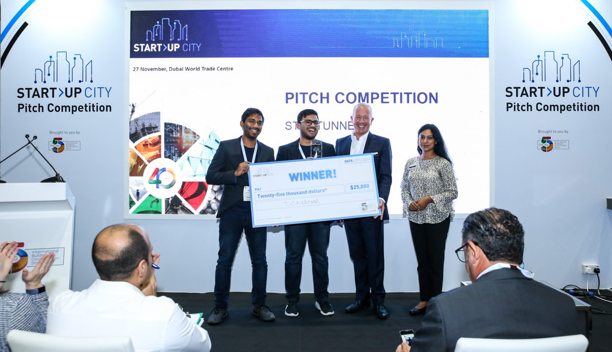 Start-Up City Pitch Competition