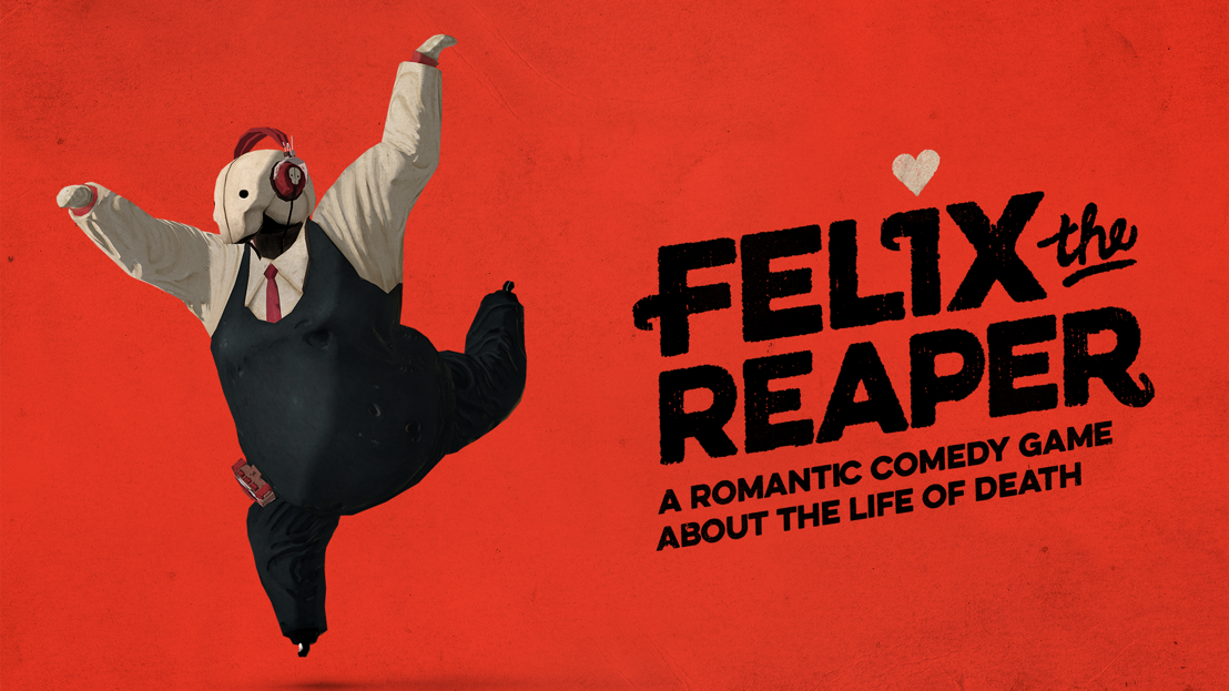 "Daedalic Entertainment vermarktet ""Felix the Reaper"""
