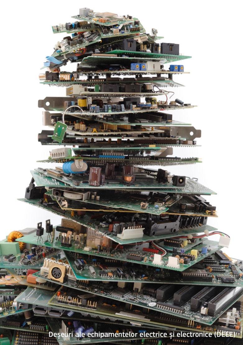 Deșeuri ale echipamentelor electrice și electronice (DEEE)