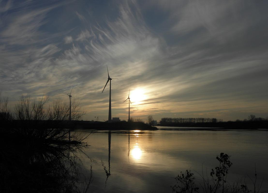 Buurtbewoners genieten mee van de winsten  van het geplande windpark in Desselgem.