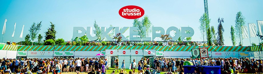Ook Carla Kompany gaat op Pukkelpop All Areas voor Studio Brussel