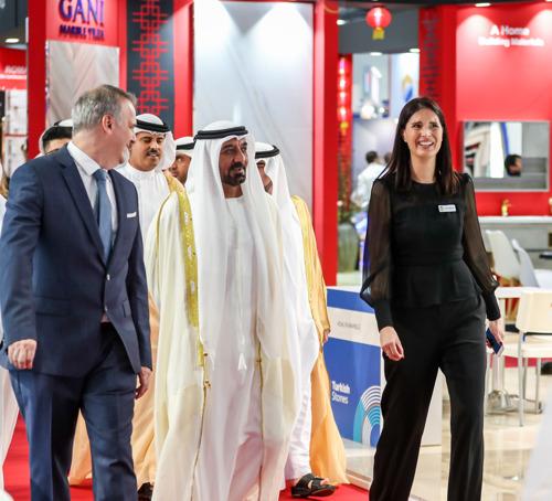 معالي الشيخ أحمد بن سعيد آل مكتوم يفتتح دورة 2019 من معرض The Big 5