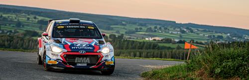 East Belgian Rally - Winst !
