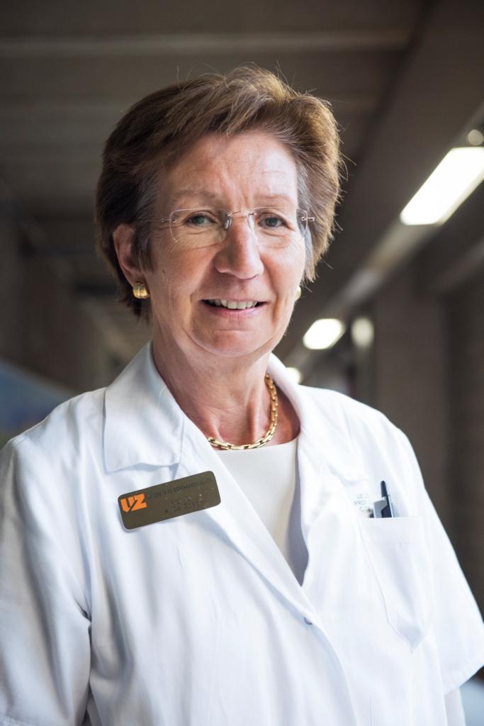 Prof. dr. Christiane De Boeck © UZ Leuven