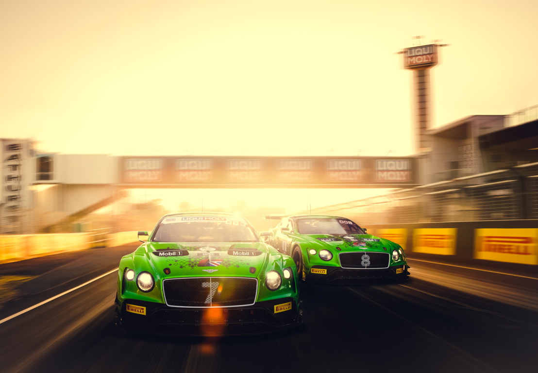 BENTLEY MOTORSPORT CUSTOMERS JOIN FORCES FOR FULL INTERCONTINENTAL GT CHALLENGE CAMPAIGN