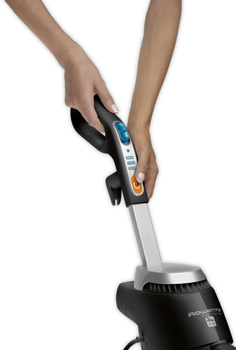 Clean & Steam van Rowenta: hij stofzuigt en dweilt vloeren in één beweging!