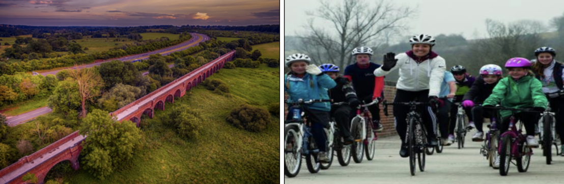 Visit Winchester for Walking, Cycling, and Spectacular Scenery