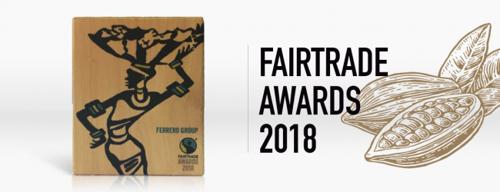 Preview: FERRERO WINT FAIRTRADE AWARD 2018