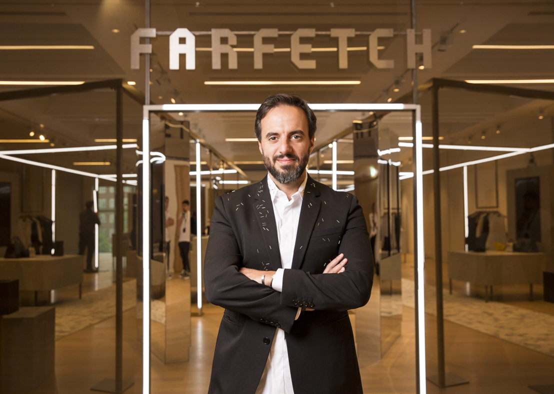 Jose Neves - Farfetch Founder, Co-Chairman & CEO