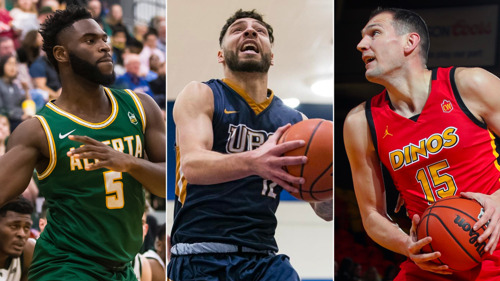 MBB: Conference's best unveiled ahead of big weekend
