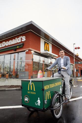 Nieuw McDonald's restaurant in Sint-Truiden opent morgen de deuren