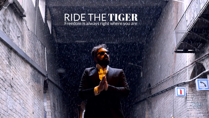 "RIDE THE TIGER : Nouveau single ""The green and fresh quest """