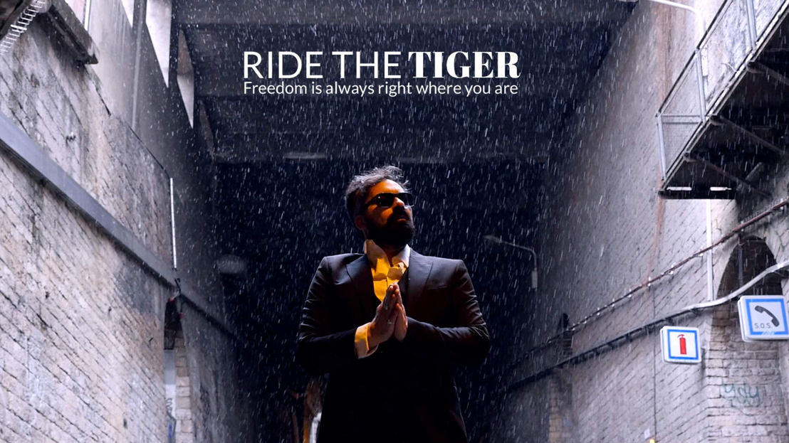 """RIDE THE TIGER : Nouveau single """"The green and fresh quest """""""