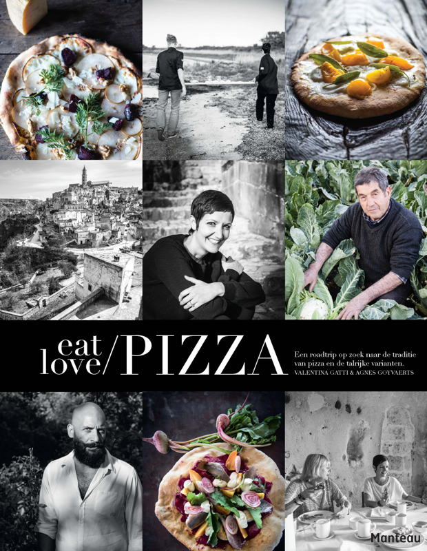 Cover 'Eat Love Pizza'