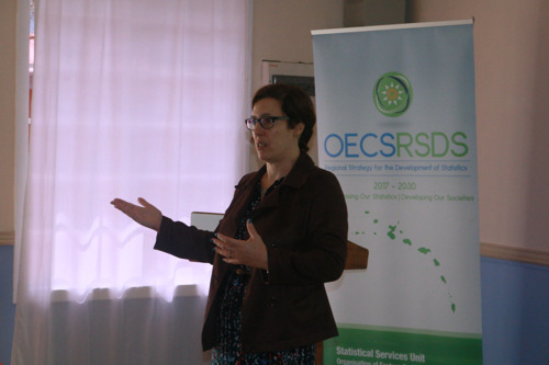 OECS-FAO Workshop to Boost Capacity in Agricultural Data Collection and Strategic Planning in the Eastern Caribbean