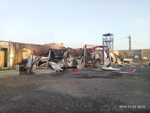 Jemen: Spital von Ärzte ohne Grenzen bei Luftangriff teilweise zerstört