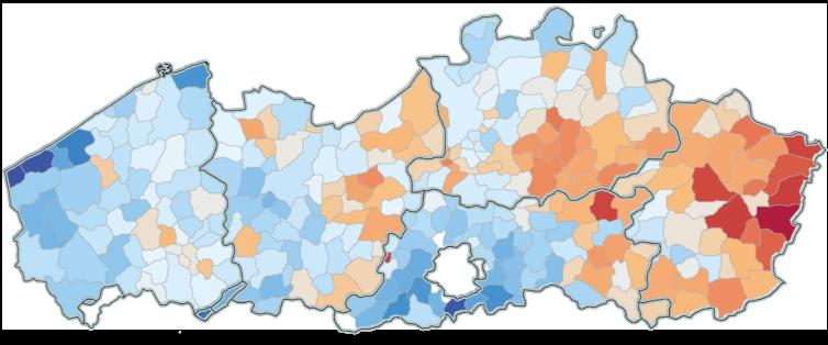 Sturm Der Liebe kent de meeste fans in de oostelijk gelegen gemeentes van Limburg, maar ook in Liedekerke is men fan