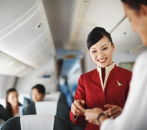 キャセイパシフィック航空 世界屈指のサービスブランドを目指す新ブランドキャンペーン 「MOVE BEYOND」を始動