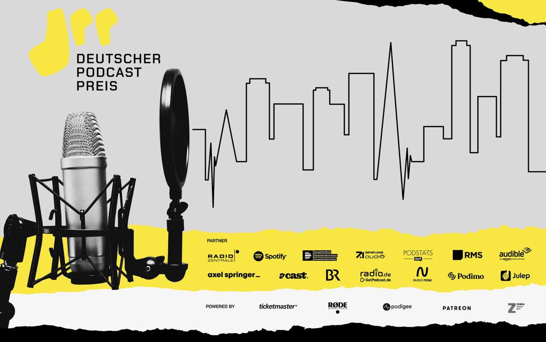 Der Deutsche Podcast Preis geht in die zweite Runde