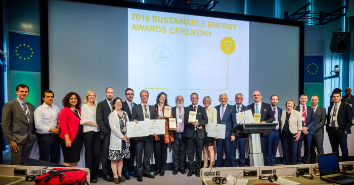 Preview: Press announcement: And the EUSEW Awards winners are...