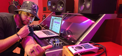 Rapper & Producer Alexander Star Uses His Recording Skills & RME's Babyface Pro Interface to Bring Musical Therapy to Miami-Area Troubled Youth