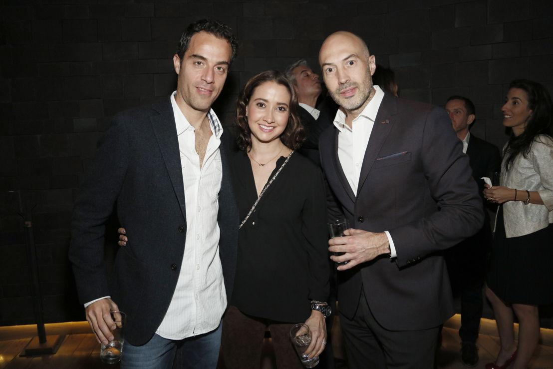 Eduardo Miravete, Mayte Carrion, Santiago Collada