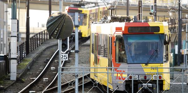 Preview: Le système de signalisation du métro léger de Charleroi va être modernisé par Alstom et SPIE