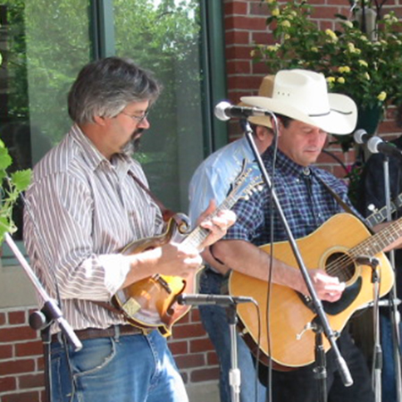 Region's top bluegrass band, 'Cardigan Mountain Tradition,' provides annual entertainment